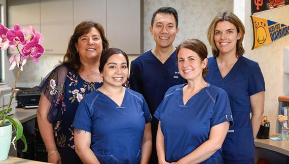 Donald Yang, DDS and His Dental Team in Millbrae, CA - Donald Yang DDS