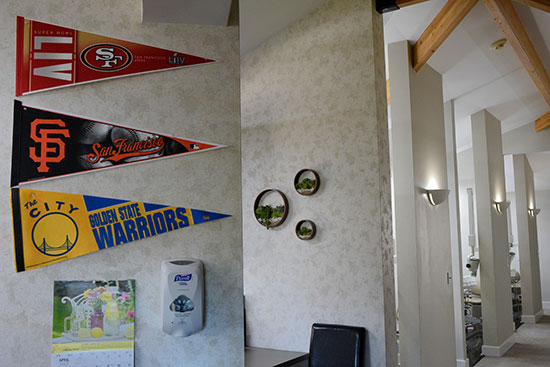 A Dental Office that is Part of the Millbrae Community - Our Office Interior - Donald Yang DDS